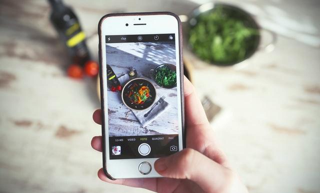 como redimensionar as fotos para o Instagram